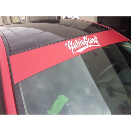 test product sticker